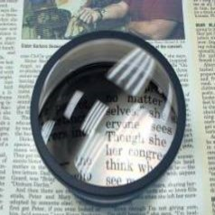 5.7X Superb View Globe Magnifier