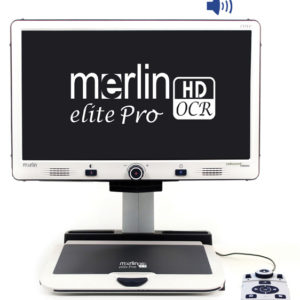 Merlin Elite Pro HD & Full Page OCR
